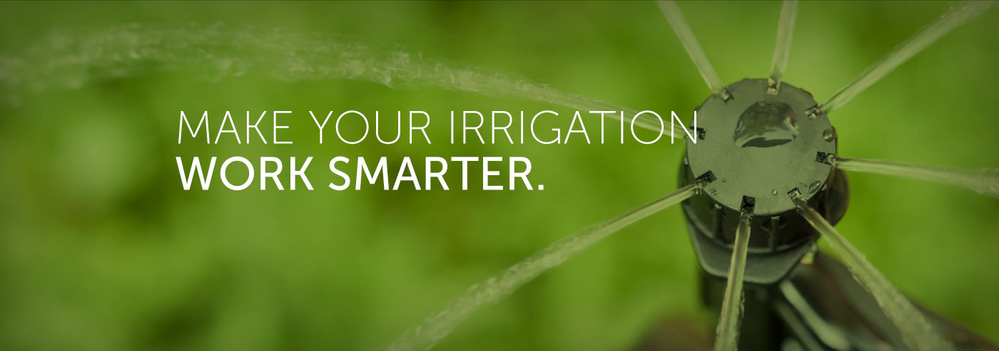 Make Your Irrigation Work Smarter